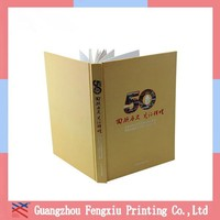 Cheap Photo Art Book Cardboard Book Printing Hard Cover Design