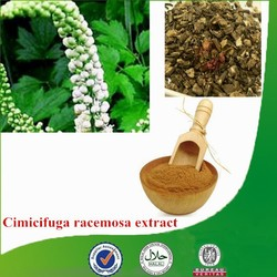 Natural & Pure favorable-price Cimicifuga racemosa extract, Triterpenoid saponis, Black Cohosh Extract