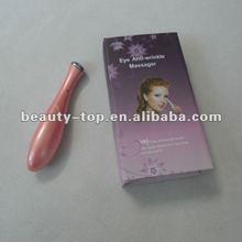 2012 Latest Eye Anti-Wrinkle Vibration Massager Beauty Pen 10pcs/carton