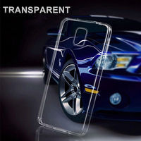 For Samsung Note 3 Ultra Thin Transparent Clear Crystal TPU Soft Case