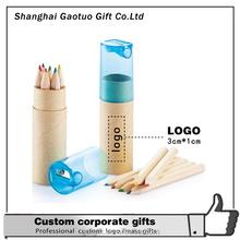 good quality custom color wood pencil set