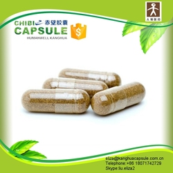pharma products gastric coated clear empty gelatin capsules