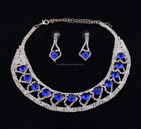 Design Saudi Gold Rani Haar Indian Jewelry Set