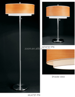 2016 new design hotel floor lamp for high end decoration