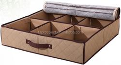 Drawer Dividers Closet Organizers Bra Underwear Storage Boxes with Lid