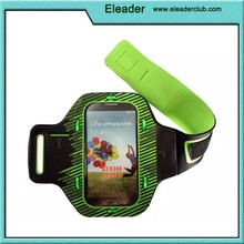 Led sport armband for mobile phone,for iphone /samsung universal armband