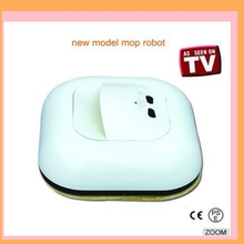 2014 TV product Mini robot vacuum cleaner with mop function