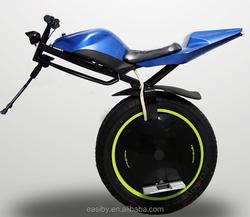 Christmas Gift New 23 Inches Smart One Wheel Electric Wheelbarrow Self Balancing Scooter Unicycle Motorcycle