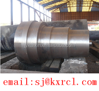 stainless steel hollow forged shaft