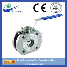 1-PC Wafer Fange Ball Valve PN40 With Competitive Price