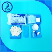 Hospital and Clinic emergency surgical kit Sterilized by EO
