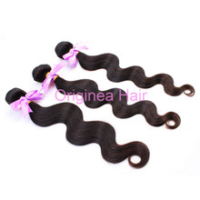 100% 5A+ Grade machine make hair extension
