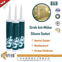 Girafe 928 Neutral Weatherproof Anti-mildew Silicone Sealant