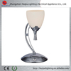 Hot Sell New Design High Quality Fashion white lamp shades decorative table lamps