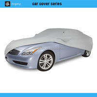 cheap price disposable plastic car cover made in China factory