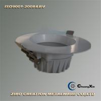 Aluminum Die Casting, Cast Aluminum, Street Lamp Shell