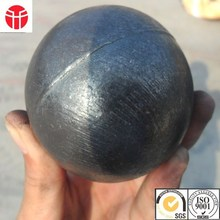 Low chrome Dia 90mm casting steel ball