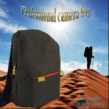 Outdoor fashion Durable Outdoor canvas most popular 600d camera bags