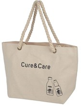 Recycled cotton shopping tote bag,shopping bag cotton