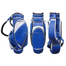 OGL-9152 Genuinel Leather Golf Cart Bag In High quality