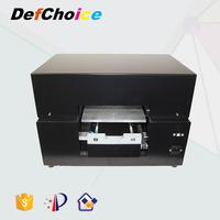 Cheap wall paper_glass_mug_pen_ uv printer glass small size UV printer