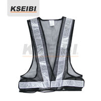 High Visibility Safety Vest - KSEIBI