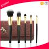 5PCS high quality travel cosmetic brush set