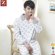The Best High Quality 100% Cotton Pajamas Sleepwear for Man