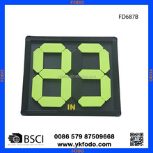 manual numbering basketball football score board FD687-2
