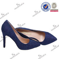2014 hot sale new design high heels shoes size 3