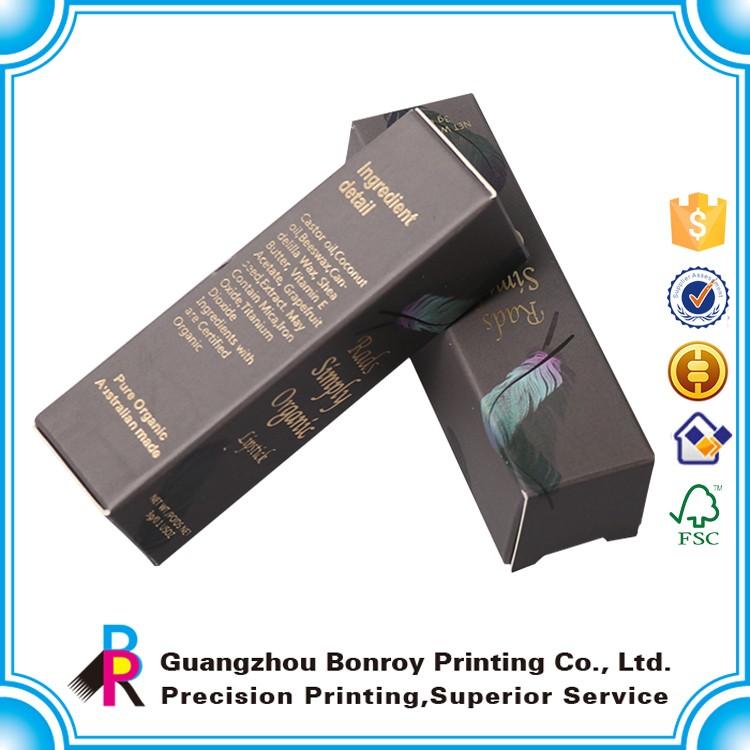lipstick black paper boxes (2)