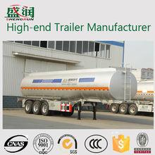 2015 new big capacity fuel / oil / diesel truck fuel tanker trailer sale