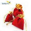 velvet gift bag, Velvet Pouch, Small Velvet Bag