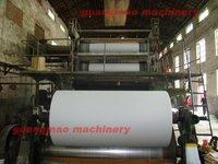 dryer cylinder a4 paper machine notebook paper making machine