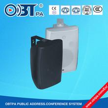 pa installation loudspeakers 100v , loudspeaker box 20w 30w 40w 60w