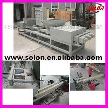 Máquina vendedora caliente de Solón alta eficiencia caliente de la prensa de pellets de madera fabricados en China