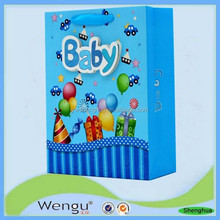 New products gift wrapping paper bag design manufacturer,3d gift paper bag supplier and manufacturer