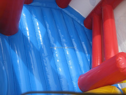 air bouncer inflatable trampoline,commercial castle inflatable,