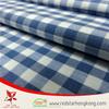 Electrical surface resistivity fashion lady plaid pants fabric