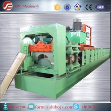 roof tile press machine Color Steel Ridge Tile Roofing Cold Roll Forming Machine Metal Ridge Cap Roll Former
