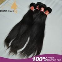 2015 highest demand products silk straight virgin 14 inch peruvian hair