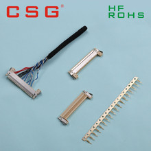 1.0mm Pitch single row 12pin wire connector