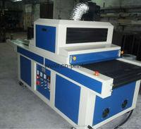 600mm Wide Plate conveyor belt UV curing machines TM-600UVF