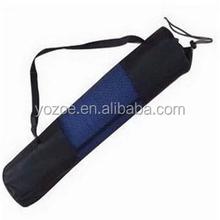 New costom design waterproof yoga mat bag , Mesh Canvas carry bag, yoga mat storage
