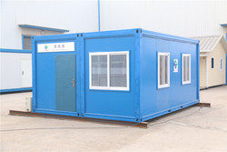 Designed Luxury Dubai office container drawing