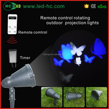 Patented product dynamic pattern projection distance 15M Christmas decorative led outdoor lighting