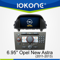 new Opel Astra 2011-2013 double din car dvd player