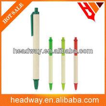 Hot sale recycling plastic ball pen