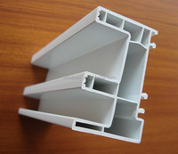 PVC profile Hot selling economic upvc profiles for cheap glass beads for profiles CH80TL-03