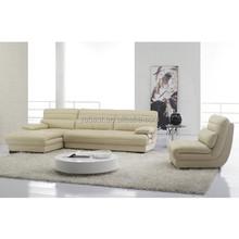 Home furniture soft sectional sofa